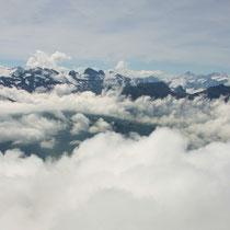 Urner Alpen 2 - Blick vom Rigidalstock