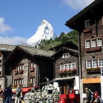 Motiv 2 - Matterhorn