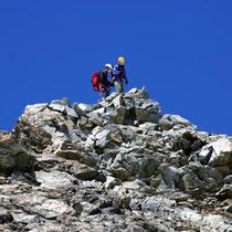Motiv 3 - Am Gipfel der Bernina