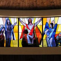 Motiv 14 - Kirchenfenster St. Wendelinskapelle