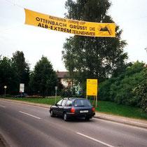 Anreise in Ottenbach