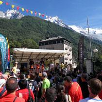 Motiv 11 - Siegerehrung, Marathon du Mont Blanc