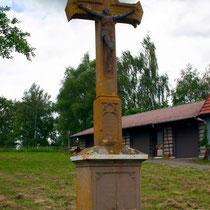 Motiv 3 - Wegekreuz