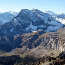 Glarner Alpen 5 - Blick von den Eggstöcken