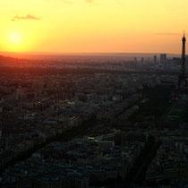 Motiv 16 - Blick von der Tour Montparnasse