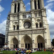 Motiv 7 - Notre Dame Paris