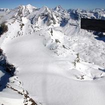 Motiv 7 - Steghorngletscher