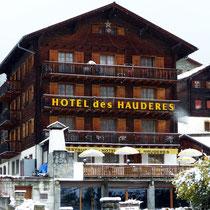 Motiv 9 - Hotel Les Haudères