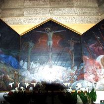 Motiv 11 - Familiengrabkreuz, Cortina d'Ampezzo