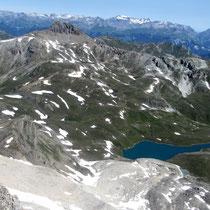Lac de Lona - 2640 M