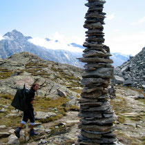 Motiv 10 - Auf der Plattjen-Bergstation - Saas Fee