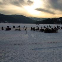 Motiv 4 - Zugefrorener See