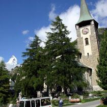 Motiv 3 - Dorfkirche