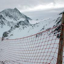 Blick zum Col de Cheilon