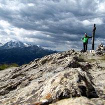 Pierre Avoi-Gipfel - 2473 M