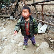 Motiv 16 - Auf dem Everest-Highway vor Jorsalle