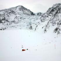 Glacier de Tsijiore Nouve