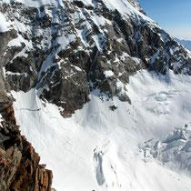 Gipfelblick - Parrotspitze