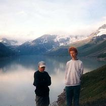 Am Lac des Dix