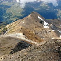 Pointe de la Tselavire - 3026 M