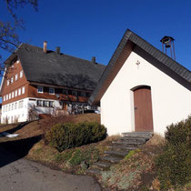 Motiv 5 - Unterhöfenhof, Jostal