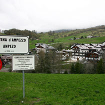 Motiv 1 - Cortina d_Ampezzo, 1224 M