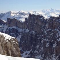 Glarner Alpen 3 - Blick vom Titlisgipfel