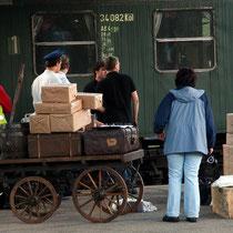 Motiv 4 - Postwagen