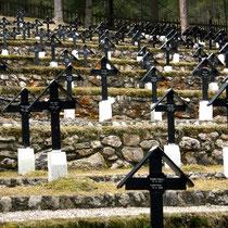 Soldatenfriedhof Nasswand