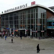 Motiv 1 - Am Hauptbahnhof