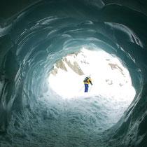 Motiv 6 - Eishöhle am Mer de Glace - Montenvers