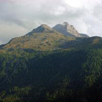 Pte de Mandelon - Pic d'Artsinol