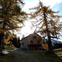 Cabane d'Illhorn - 2130 M