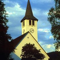 Motiv 3 - Christkönigskirche Titisee