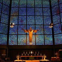 Motiv 5 - Altarkreuz, Gedächtniskirche Berlin