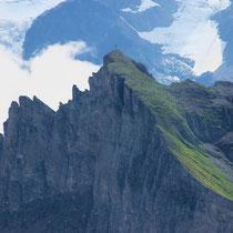 Gipfelblick - Hahnen 2606 M