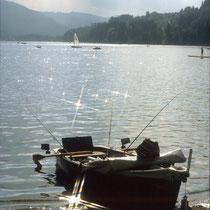 Motiv 7 - Fischerboot am Titisee