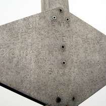 Gipfelkreuzinschrift - Altmann