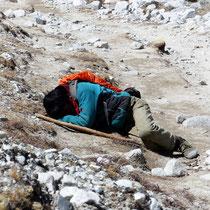 Motiv 3 - Vor dem Everest-Basecamp