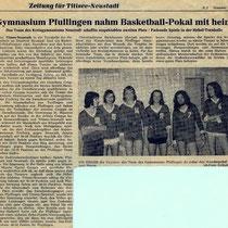 Artikel BZ 1972