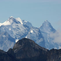 Wetterhorn - Jungfrau - Eiger