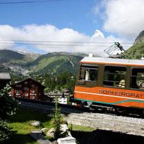 Motiv 12 - Gornergratbahn