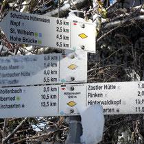 Hüttenwasen - 1230 M