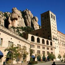 Motiv 9 - Santa Cecilia de Montserrat