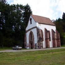 Motiv 4 - Tennenbacher Kapelle