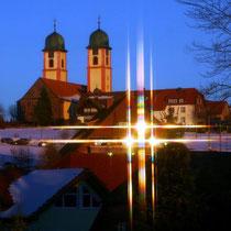 Motiv 1 - Pfarrkirche St. Märgen