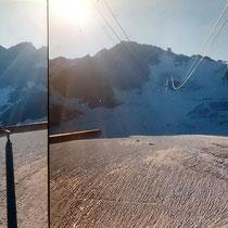 Glacier du Mont Fort