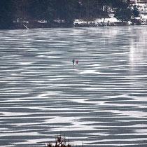 Motiv 9 - Zugefrorener See