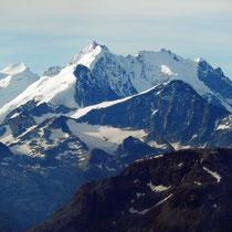 Piz Bernina - 4049 M