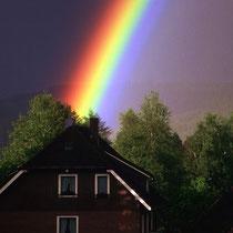 Motiv 3 - Regenbogen über Titisee